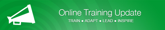 AFMTE - Online Training Update
